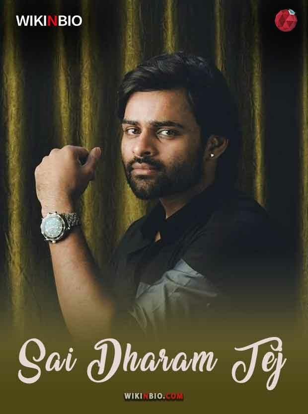 Sai Dharam Tej wiki age height body and more