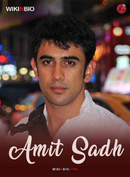 Amit Sadh age seires wife children family photos awards wiki biography