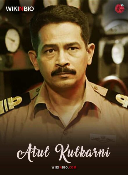Atul Kulkarni Age Wiki Biography Movies Wife Family Kids