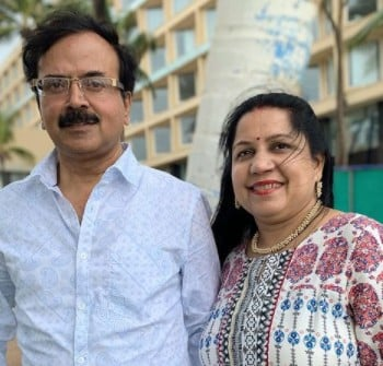 Avinash Mishra Parents
