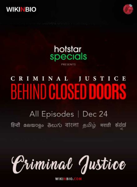 Criminal Justice Behind Closed Doors Cast Story Episodes trailer Videos