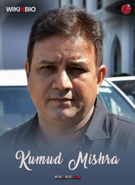 Kumud Mishra age wife movies news instagram wiki biography