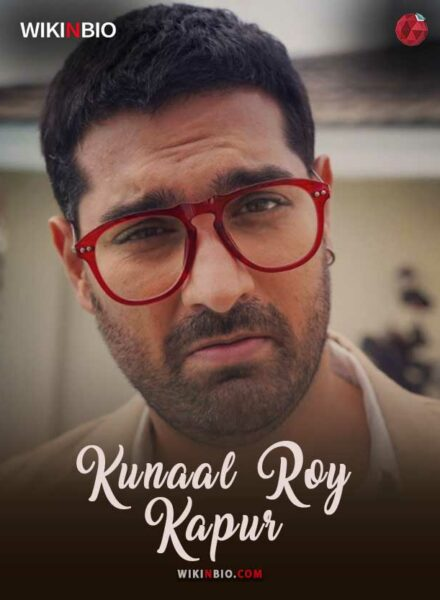 Kunaal Roy Kapur age wife movies web series family wiki biography
