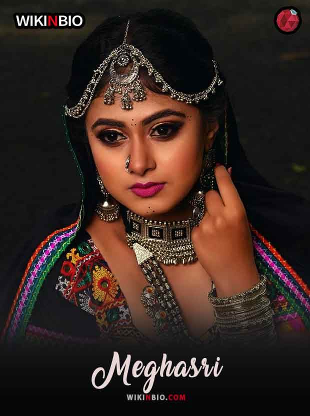 Meghasri age height husband caste serials instagram family wiki biography images