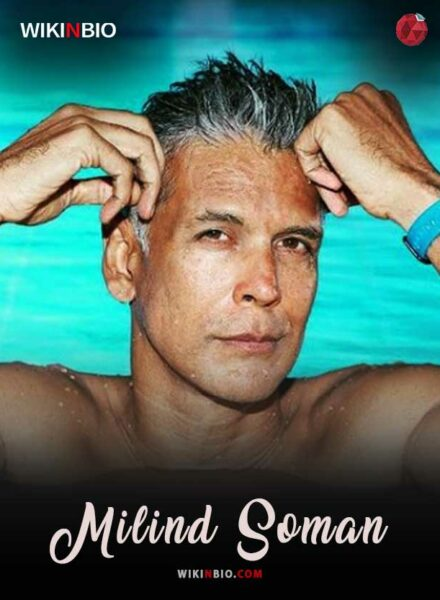 Milind Soman Age Wife Wiki Biography