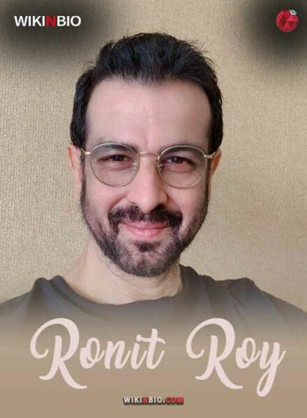 Ronit Roy Age Wiki Wife Series Movies Family Son Biography Photos