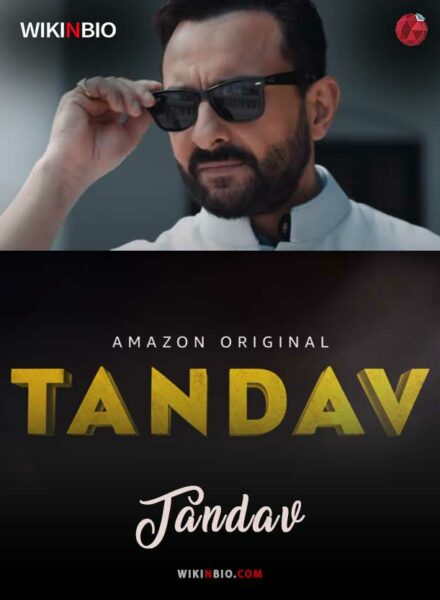 Tandav Amazon Prive Webseries Cast Actors story videos salary