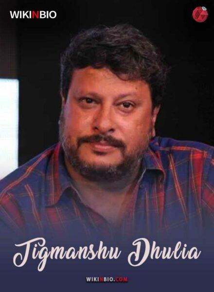 Tigmanshu Dhulia age wiki biography movies
