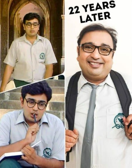 Young Mehul Nisar