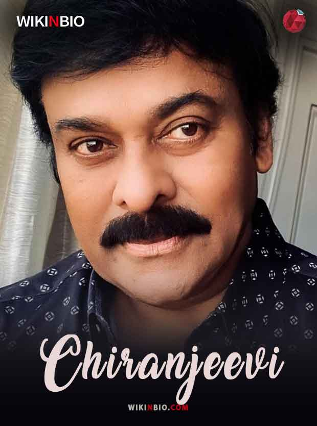chiranjeevi age wife family movies instagram news caste height wiki biography