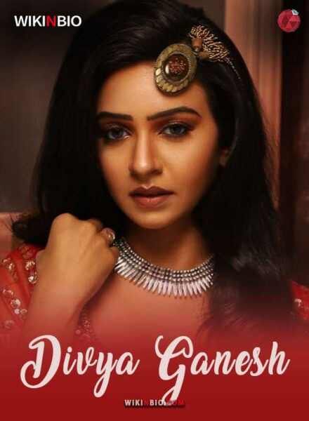 divya ganesh wikipedia biography age height parents spouse instagram twitter serials photos videos