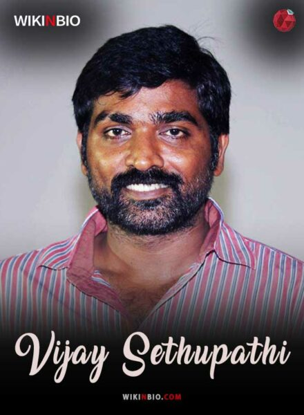 vijay sethupathi age family wife kids wiki biography