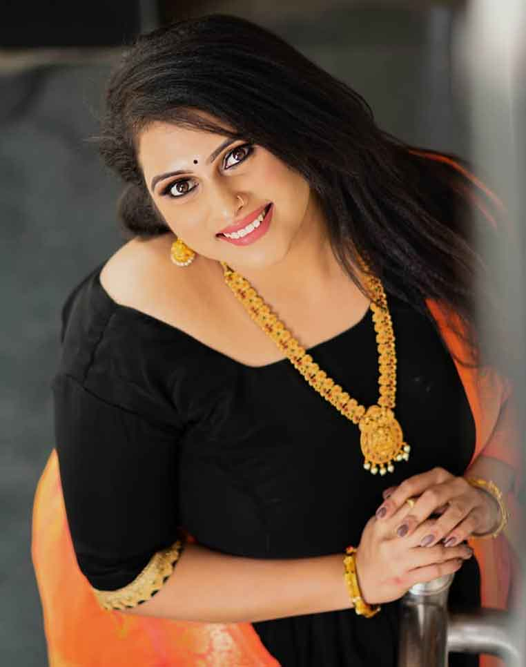 Geetha Bharathi Age and Facts