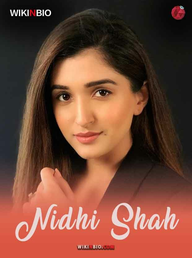 Nidhi Shah age birth day serials movies caste husband family photos videos wiki biography