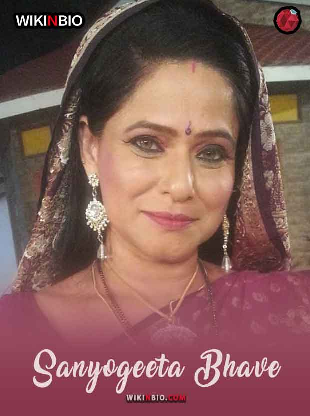 Sanyogeeta Bhave age height husband caste serials instagram family wiki biography images