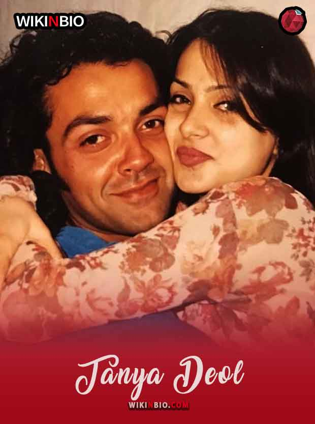 Tanya Deol Bobby Deol Wife Age Height Son Husband Family children Caste Religon Movies Wiki Biography