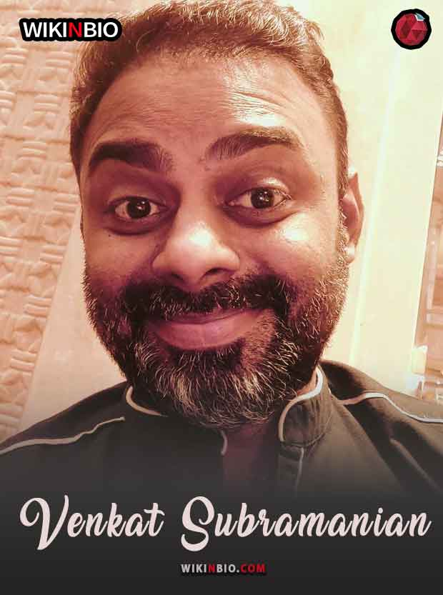 Venkat Subramanian age wiki serials height wife family tv shows movies web series photos instagram affairs videos caste biography