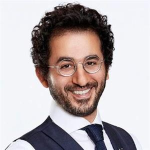 Ahmed Helmy age