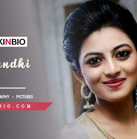 Anandhi age