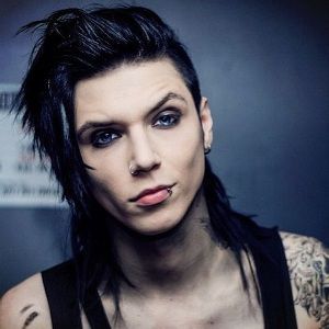 Andy Biersack age