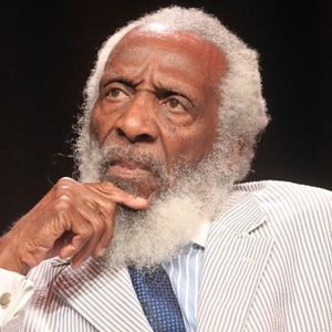 Dick Gregory age