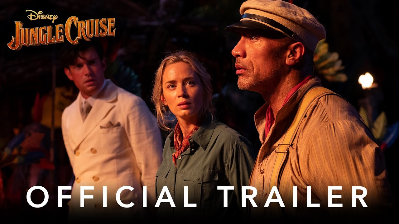 Watch Jungle Cruise online now on Disney Plus Hotstar cast review release date hero heroine hit or flop