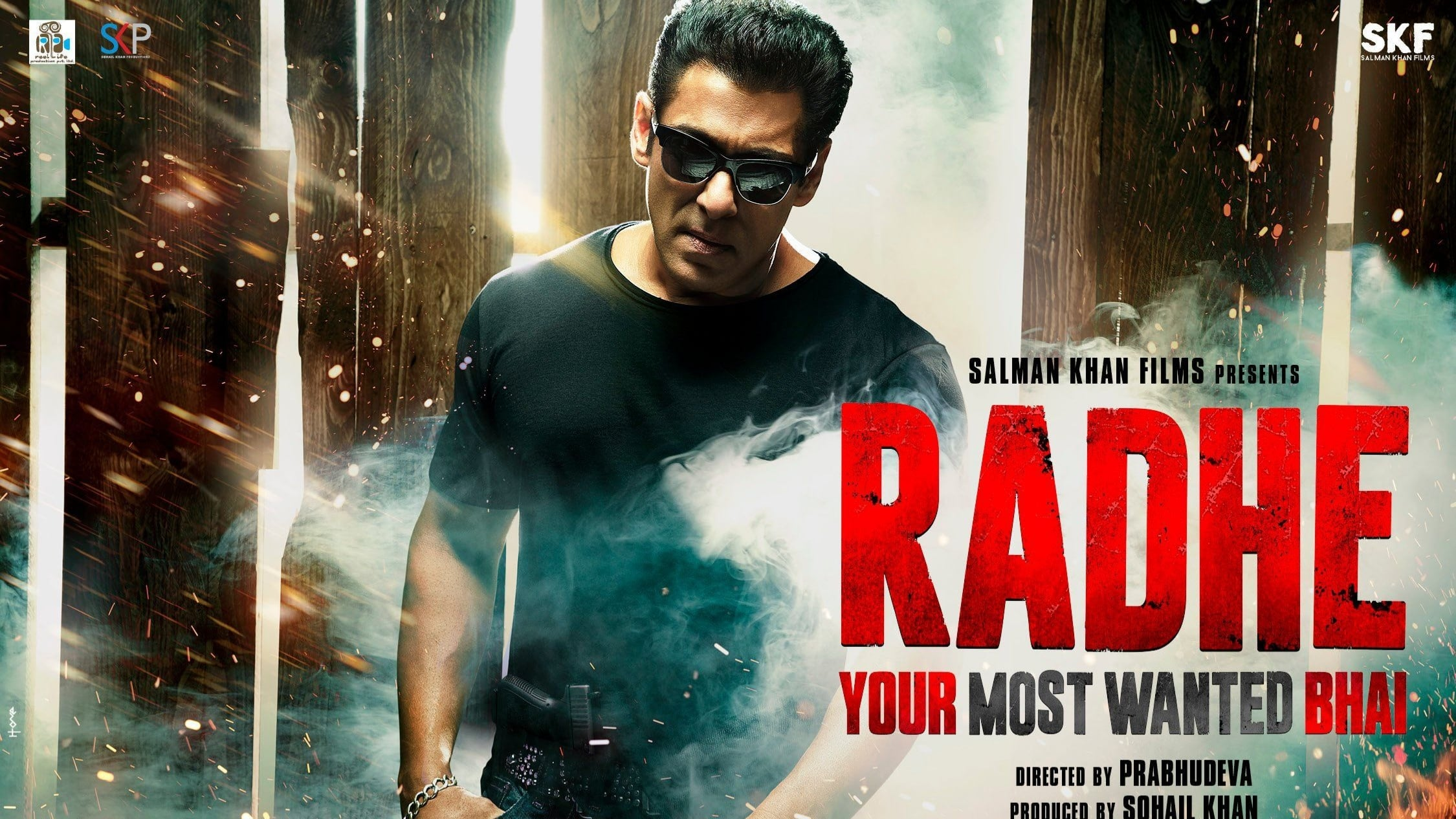 Watch Radhe: Your Most Wanted Bhai online now on Zee Plex cast review release date hero heroine hit or flop