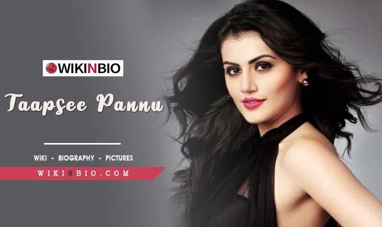 Taapsee Pannu age