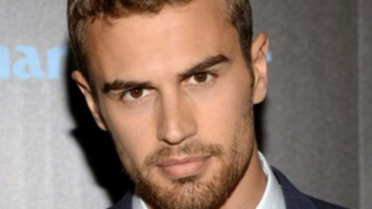 James wife theo and Theo James