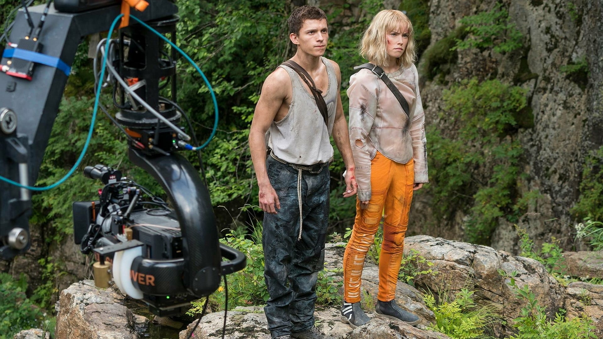 Watch Chaos Walking online now on Lionsgate Play cast review release date hero heroine hit or flop