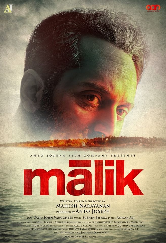 Watch Malik online now on Unknown cast review release date hero heroine hit or flop
