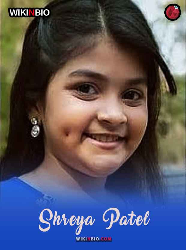 Shreya Patel Child Artist Age Serials Family Photos Parents Height Movies Wiki Biography