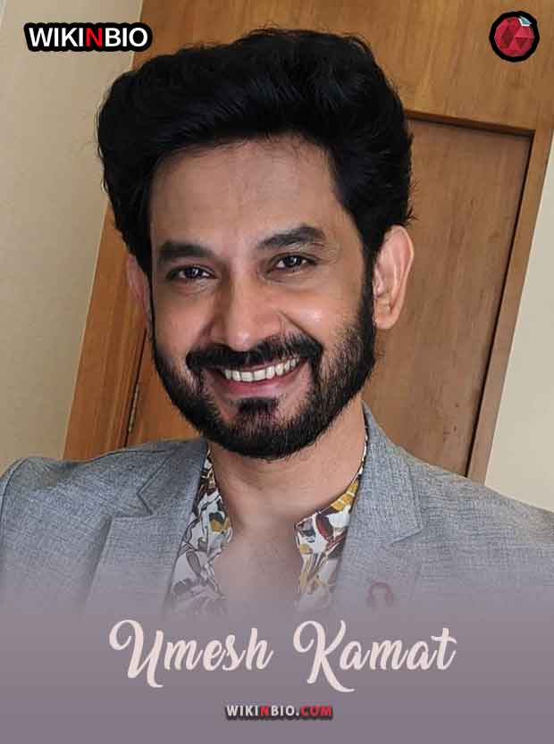 Umesh Kamat age wiki serials height wife family tv shows movies web series photos instagram affairs videos caste biography