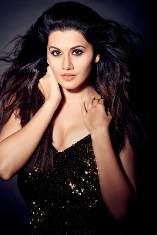 Taapsee Pannu Movies List Webseries TV Shows Filmography