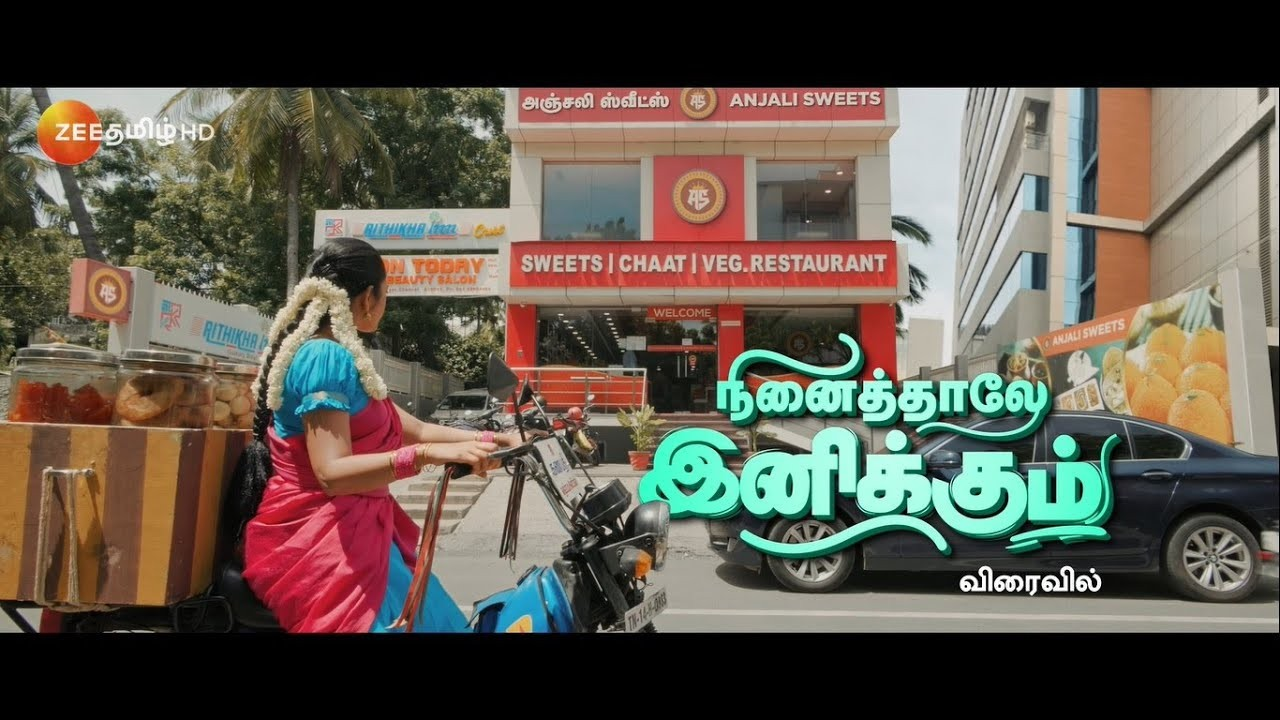Ninaithale Innikum Cast Tamil Serial Actors Real Name Today Episode Video watch online notes wiki story release date